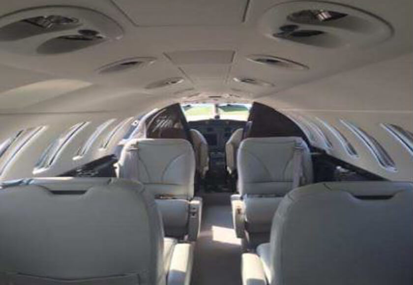 photo of Skystream Jet Citation CJ3 exterior
