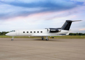 photo of Gulfstream GIVSP